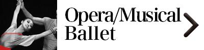 Opera Musical Ballet en