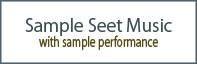 Sample Sheet Music